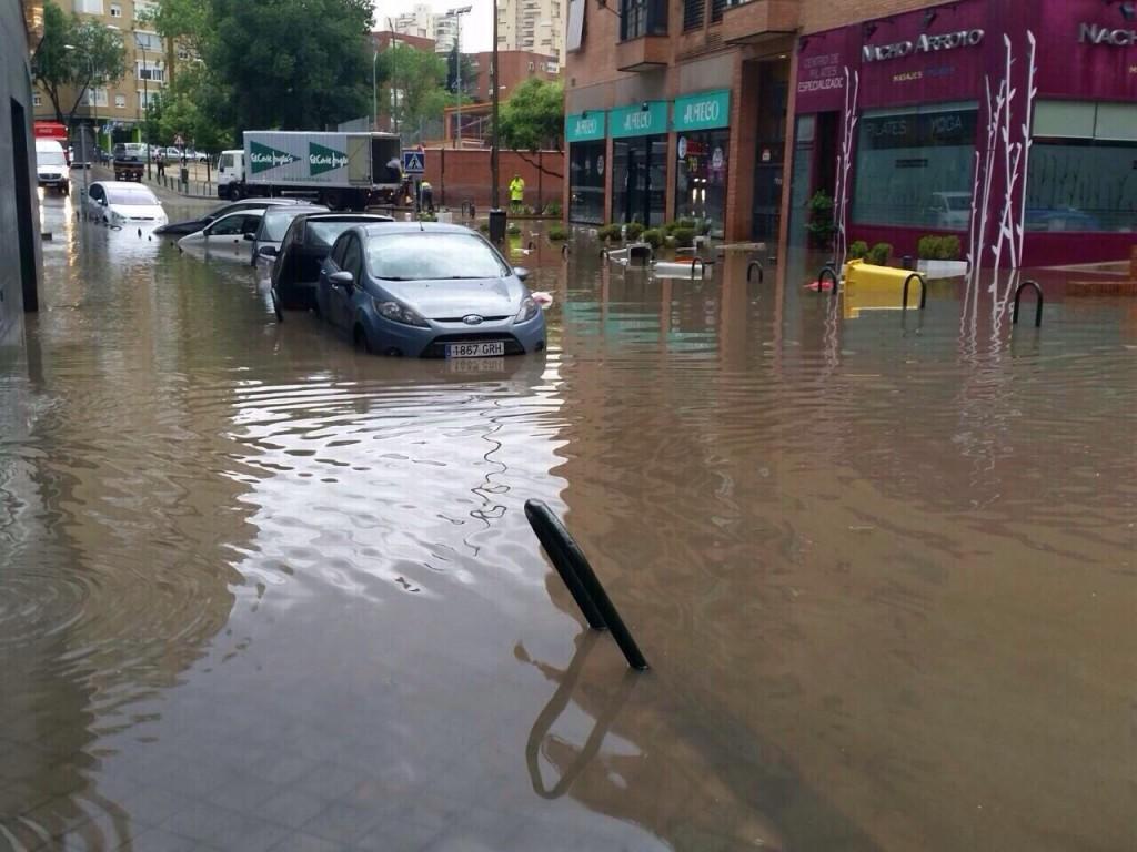 Inundación Cabrini