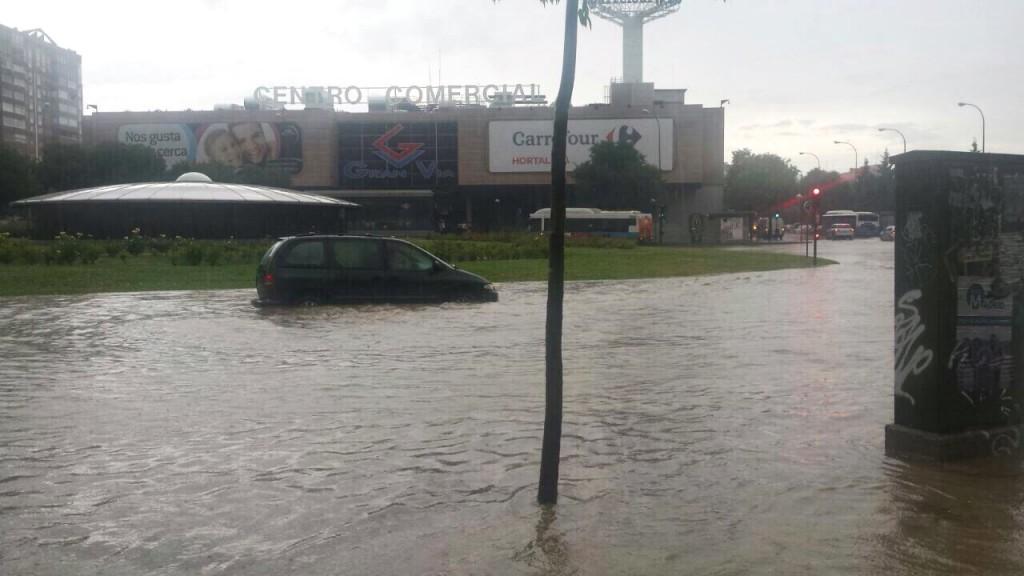 Inundación Mar de Cristal
