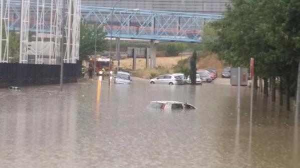 Inundación Piceas