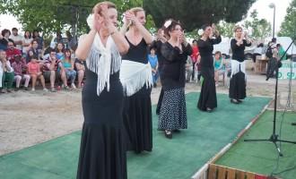Noche de flamenco y swing en el Huerto de Manoteras