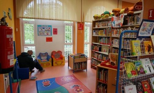 La biblioteca de Hortaleza, de nuevo en marcha
