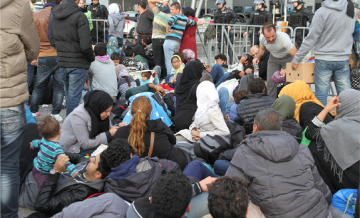 Desde Hortaleza a Grecia y más allá por los refugiados