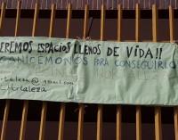Hortaleza se moviliza para reclamar el antiguo colegio público Pedro Alvarado