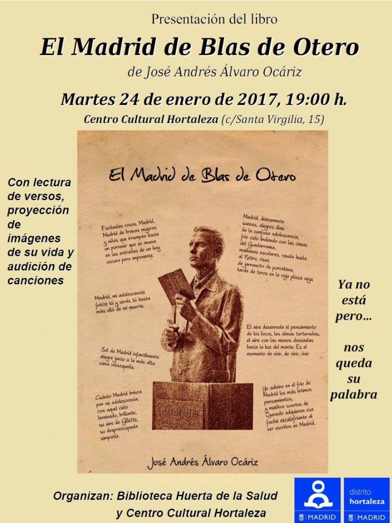Libro Blas de Otero