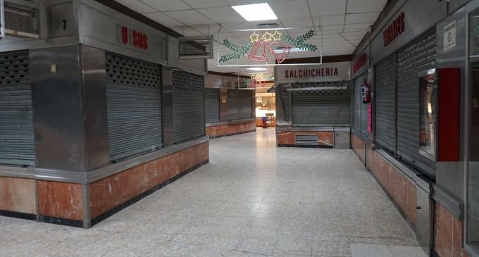 El pueblo de Hortaleza se queda sin mercado