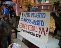 El vecindario reabre el colegio Pedro Alvarado