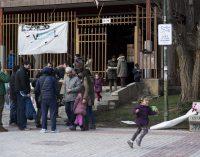 Hortaleza se moviliza de nuevo para reclamar su Espacio Vecinal en el colegio Pedro Alvarado