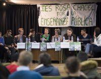 El AMPA del instituto Rosa Chacel cierra por falta de asociados