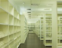 La biblioteca de Sanchinarro, lista para verano