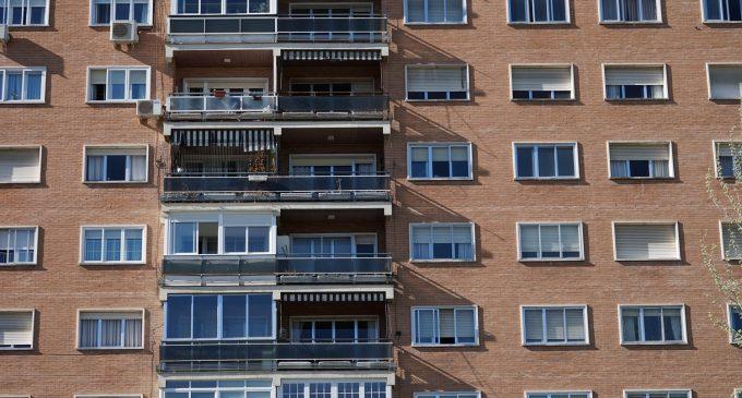 Un distrito sin espacio para la vivienda social