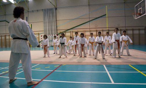 Hortaleza, cantera karateca