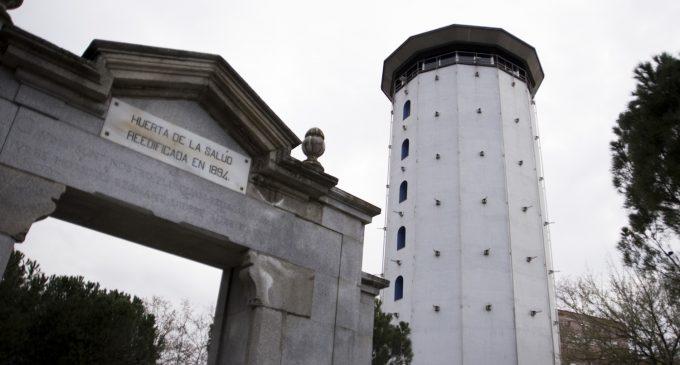 El pintor que dormía en el silo de Hortaleza