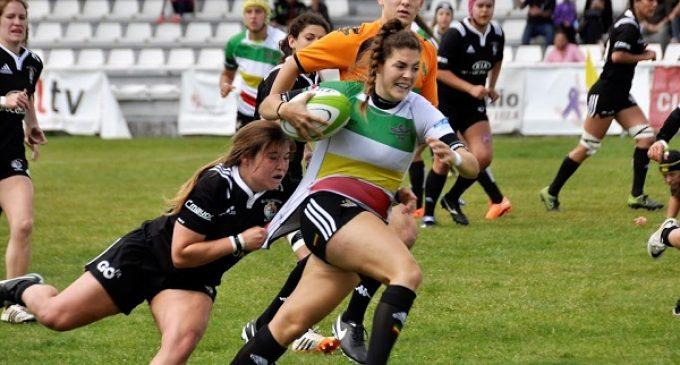 Las 'dragonas' seguirán en la élite del rugby