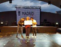 La Ganga Calé y Noiah, ganadora y finalista del concurso Roberto Mira