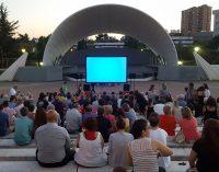 Más cine de verano en Hortaleza