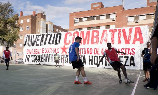 Contra el racismo, deporte popular