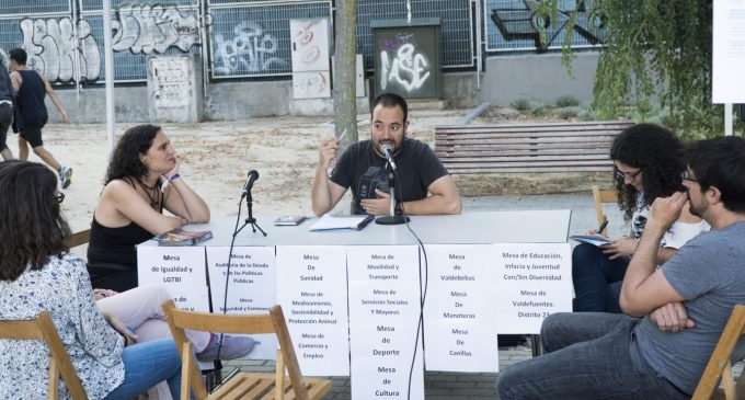 El Sindicato de Inquilinas se presenta en Hortaleza