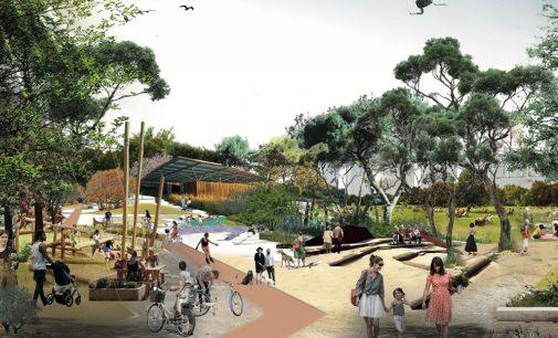 Hortaleza Green Fingers, proyecto elegido para la Plaza Cívica de Mar de Cristal