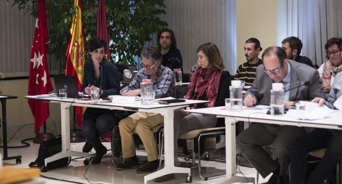 Ahora Hortaleza pide revisar el proyecto del gimnasio de los Paúles
