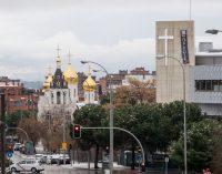 La 'milla del incienso' hace hueco a la nueva iglesia evangélica