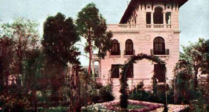 El secreto mejor guardado del palacete de Villa Rosa