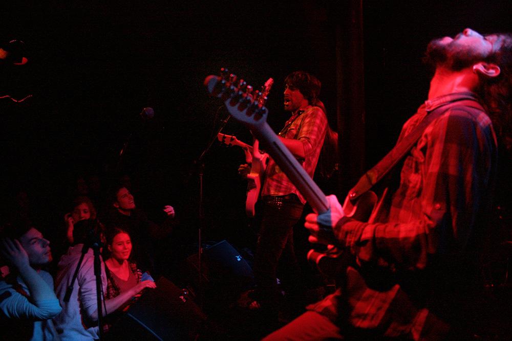 Radio Enlace lleva el rock de Fest'em hasta Eslovenia