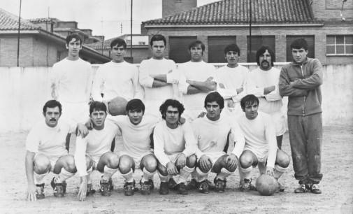 Sporting de Hortaleza se viste de gala para celebrar sus 50 años