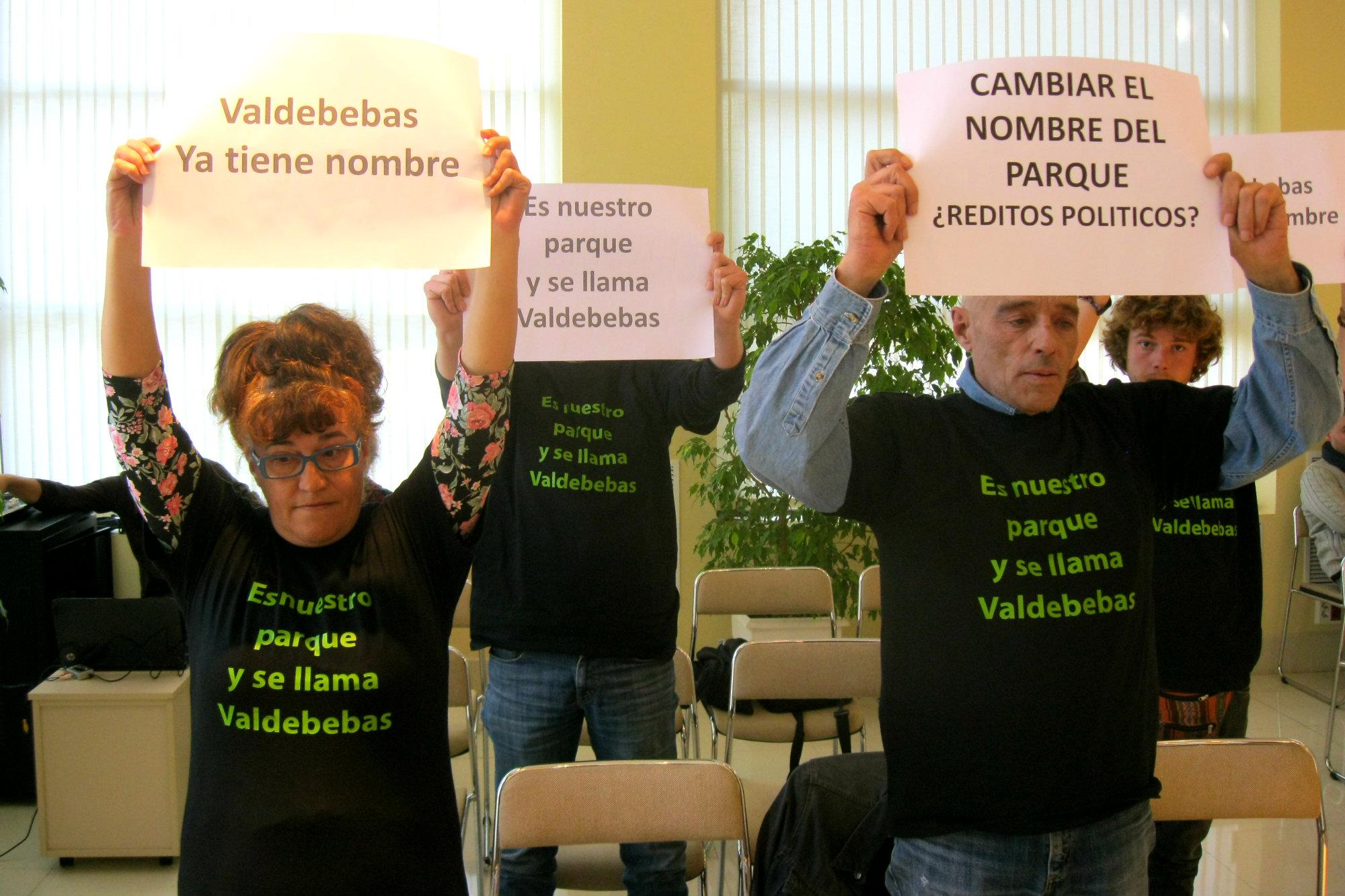 El PP impone que el parque de Valdebebas se llame Felipe VI