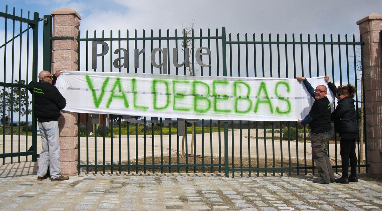 El Pleno de Hortaleza pide la retirada del nombre de Felipe VI del parque de Valdebebas