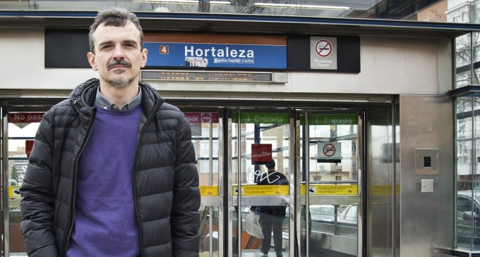 En Hortaleza sí sabemos quién es José Manuel López