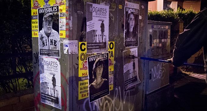Invisibles Hortaleza presenta sus resultados