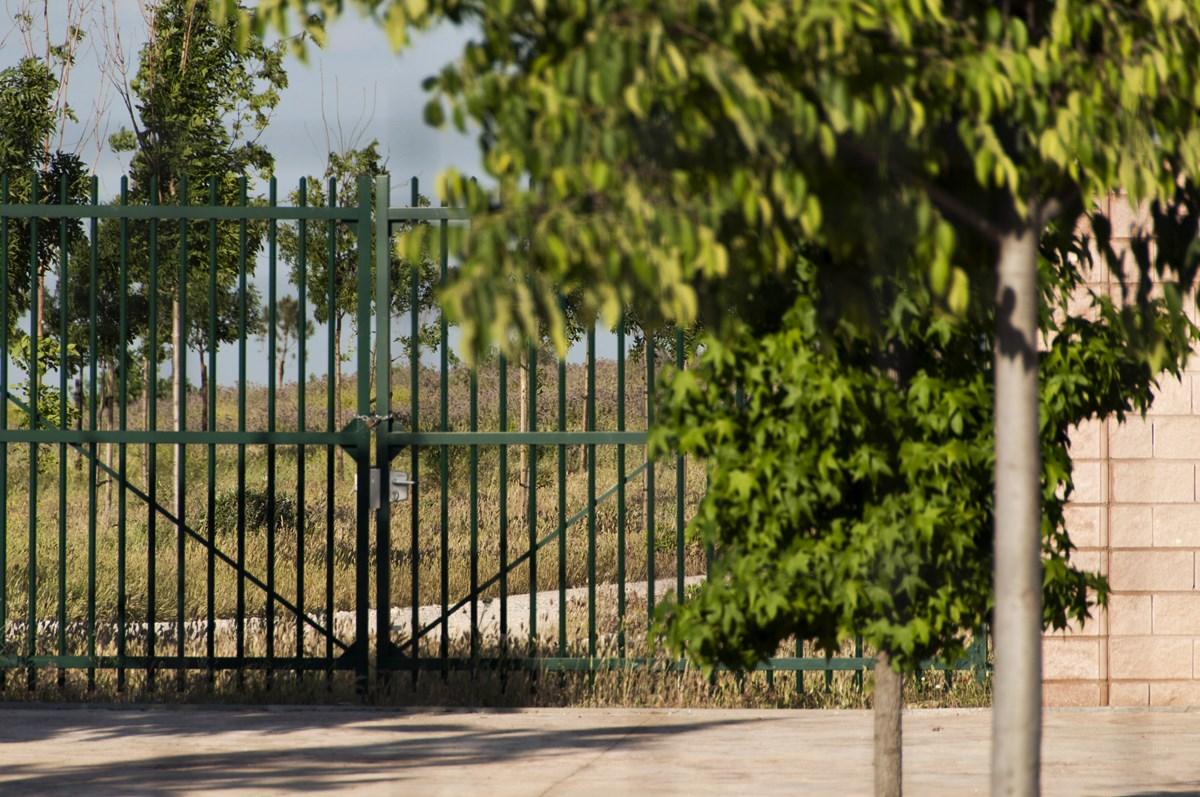 El parque Felipe VI abrirá solo hasta las seis de la tarde