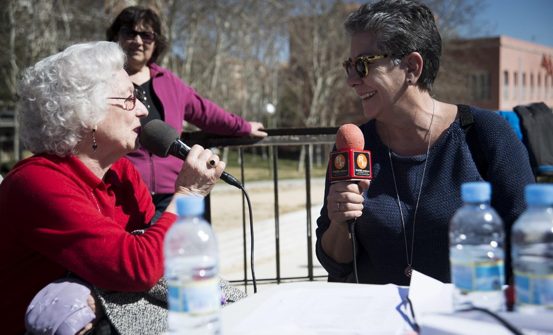 Las mujeres tienen voz en Hortaleza