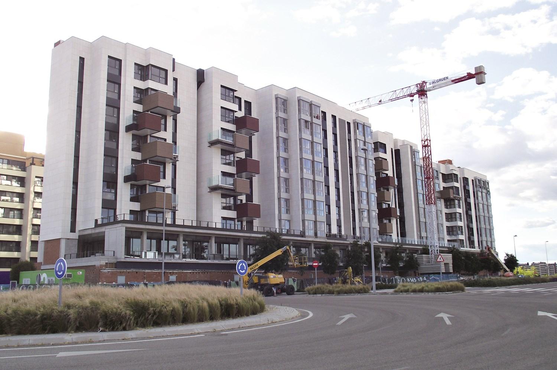 Valdebebas vuelve a construir, salvo equipamientos públicos