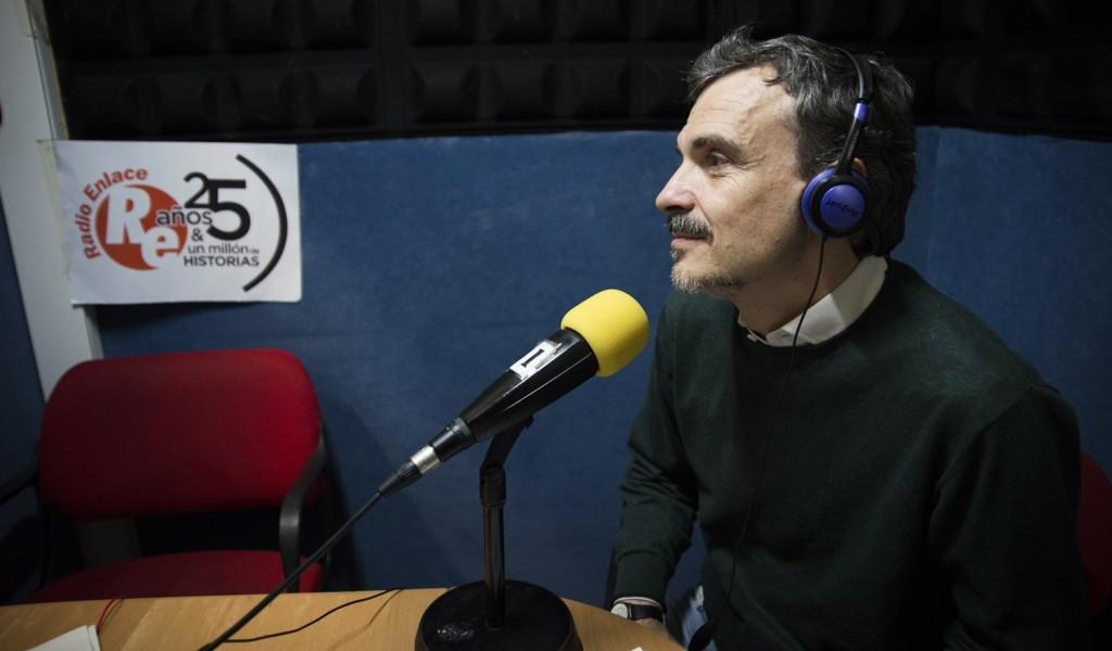 José Manuel López Radio Enlace