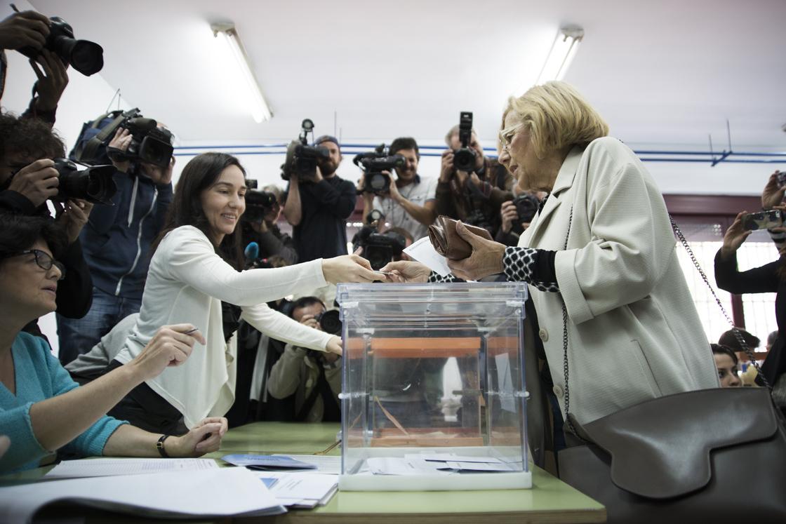 ¿Dónde se vota en Hortaleza?