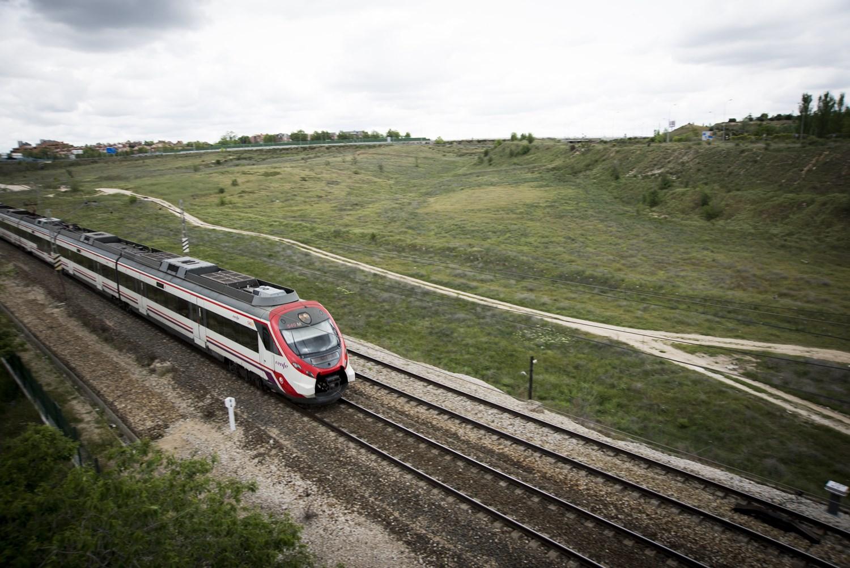 El anillo ferroviario: la M-40 de Cercanías