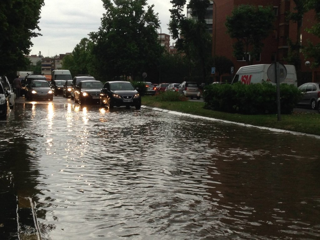 Inundación Emigrantes