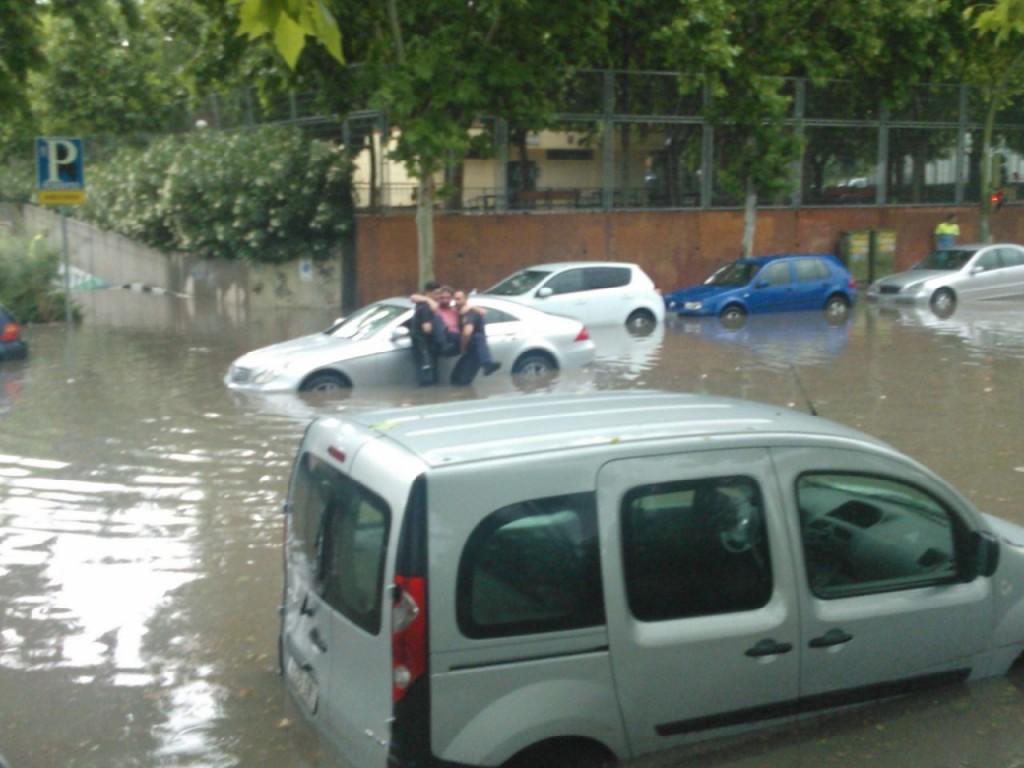 Inundación Esperanza