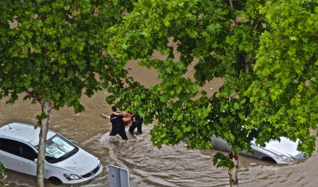 Inundación Silvano