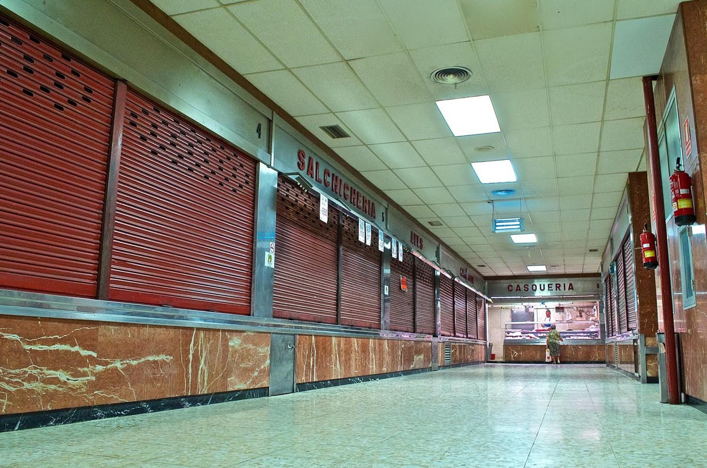 Mercado de Canillas: apaga y vámonos