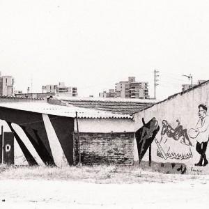 Los murales de Portugalete cumplen 40 años