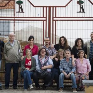 Los candidatos a las vocalías de Ahora Madrid se presentan