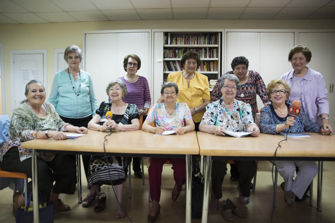 'Grupo radioactivo' de San Benito, pasión de radio