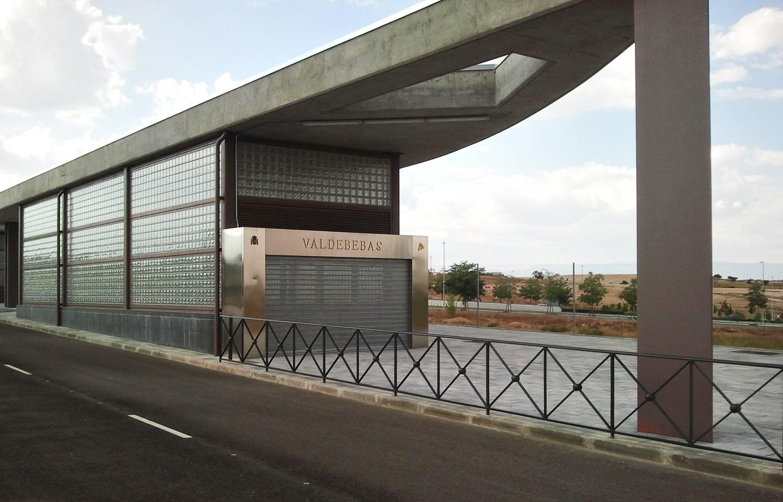 La estación de Valdebebas abrirá cuatro días antes de las elecciones
