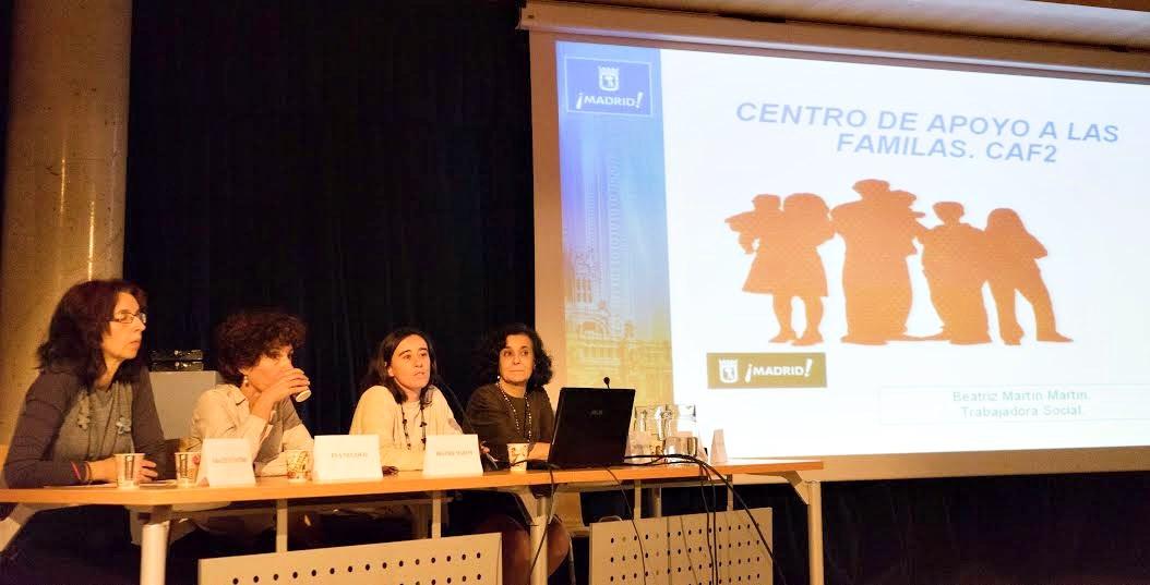Hortaleza celebra una jornada de protección a la infancia