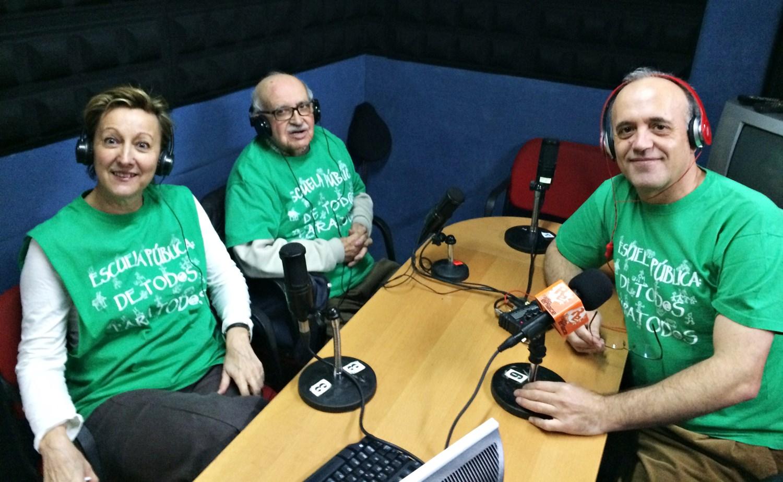 'Radio FAPA. Somos escuela', el micro es tuyo