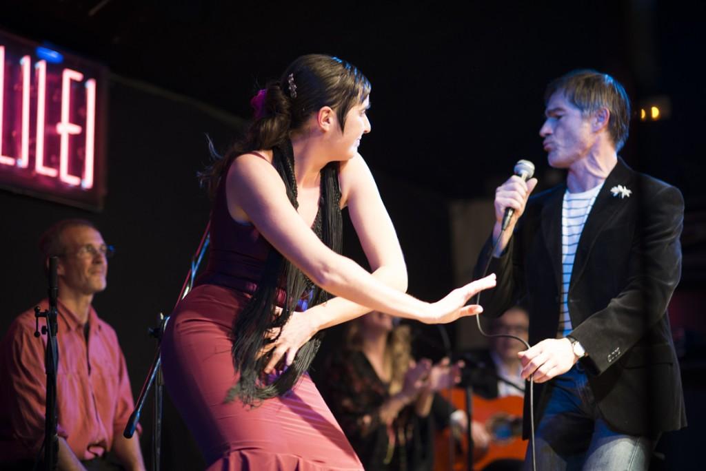 Flamenco de la Sierra
