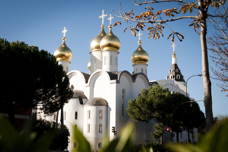 Hortaleza estrena la primera iglesia ortodoxa rusa de Madrid