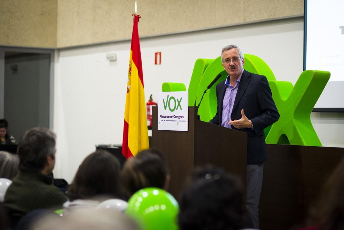 VOX: 'antisistemas' dentro de un orden